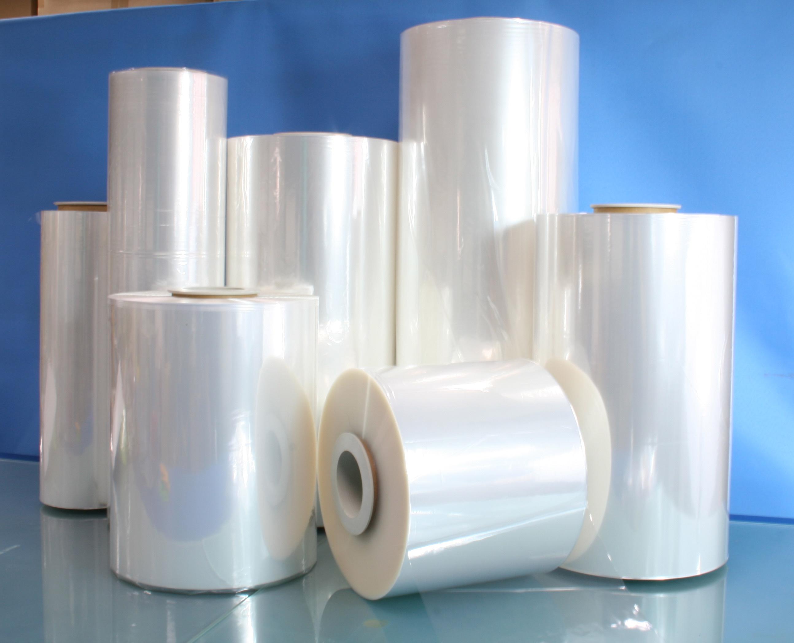 Films de poliolefina termocontraible